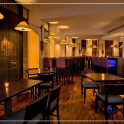 The Classic Hotel Blue Wine Bar And Lounge