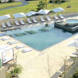 E Hotel Spa And Resort Pool